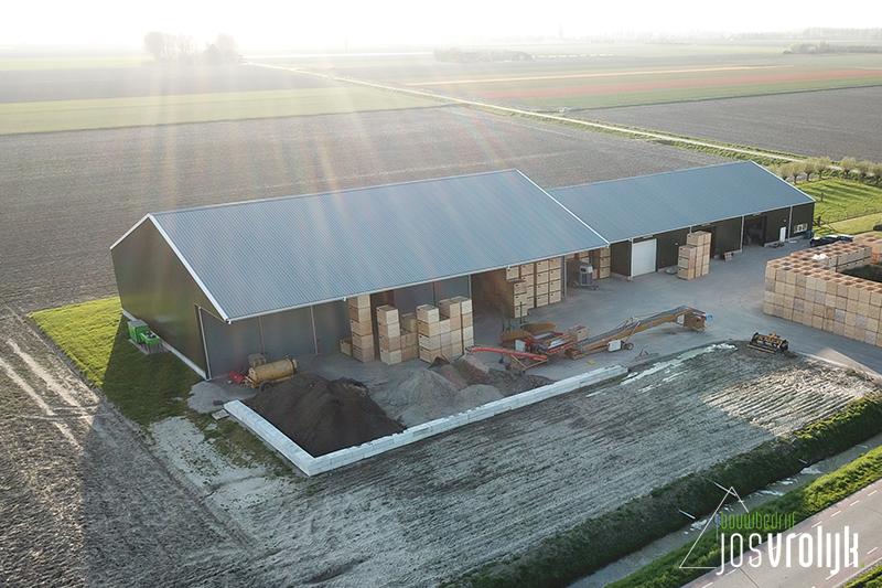 landbouwloods bouwen
